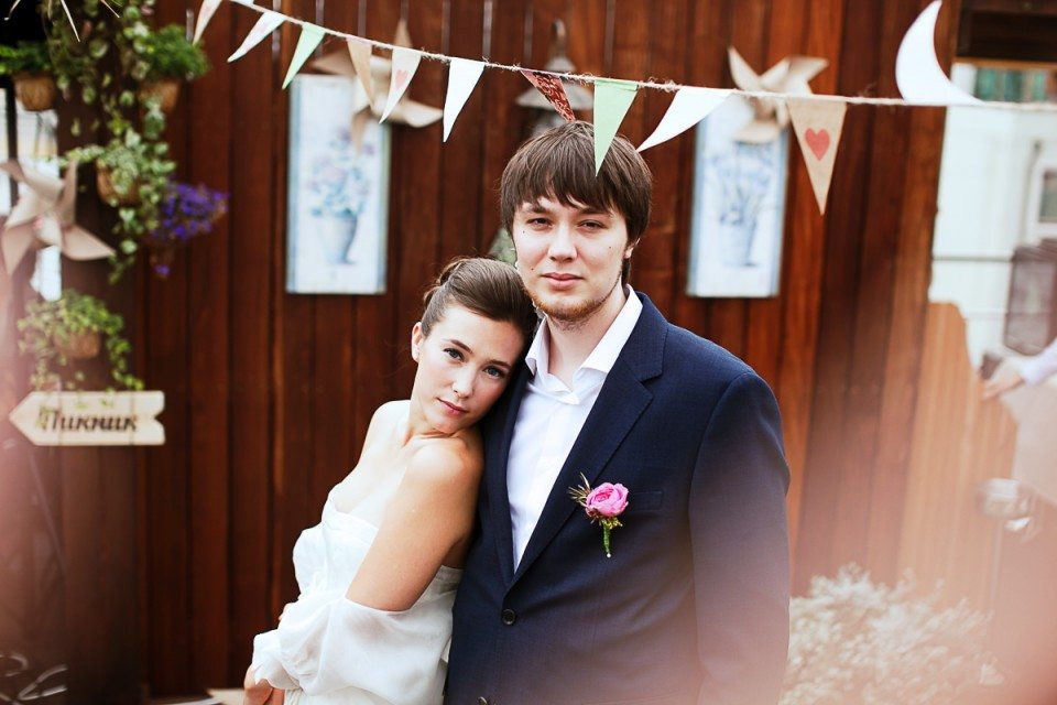 Ты мое счастье: свадьба Маши и Паши