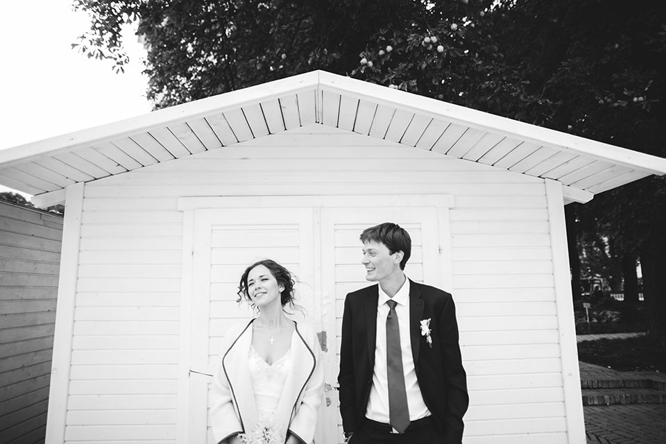 Фейерверк счастья: история любви Саши и Жени