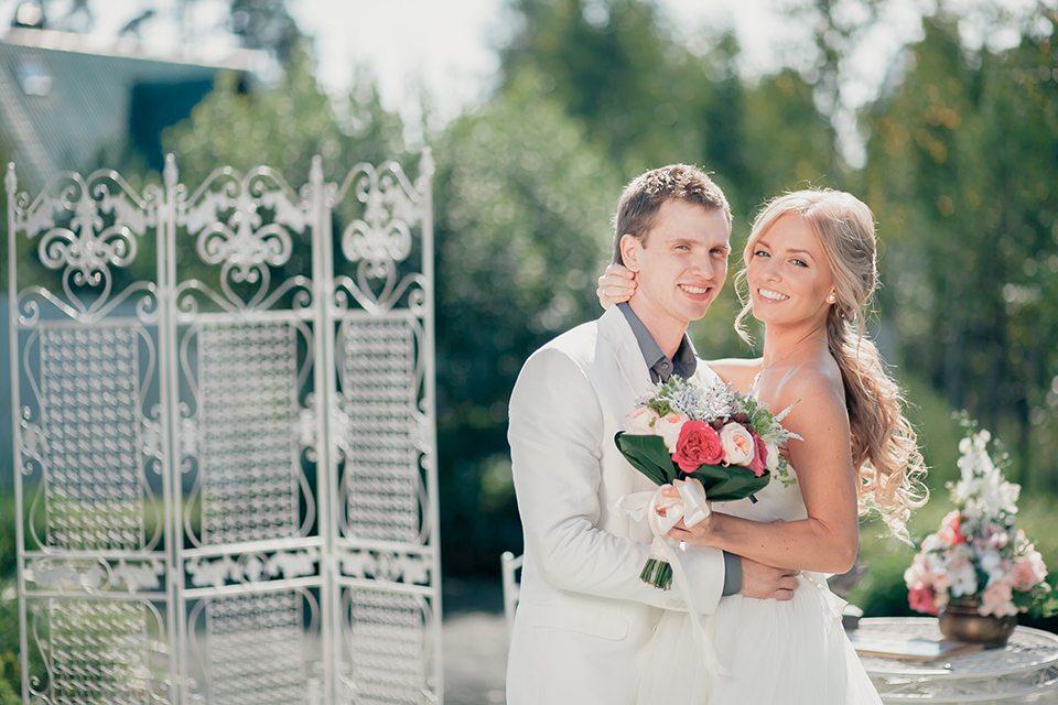 Праздник любви: свадьба Артема и Юли