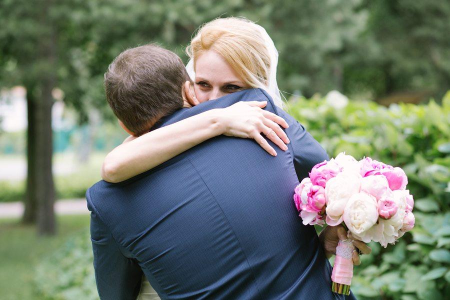 Изысканная классика: свадьба Нади и Рината