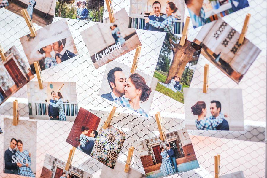 Сплетение любви: свадьба Сербюлента и Ольги