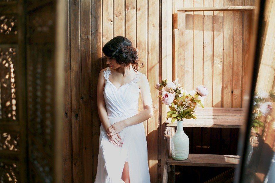 Тонкое очарование Востока: утро невесты
