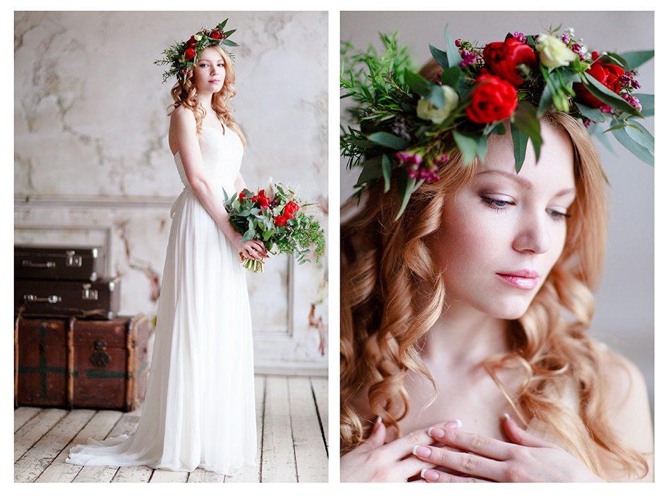 Тренды 2014 в образе невесты: lookbook от Cupcake Studio
