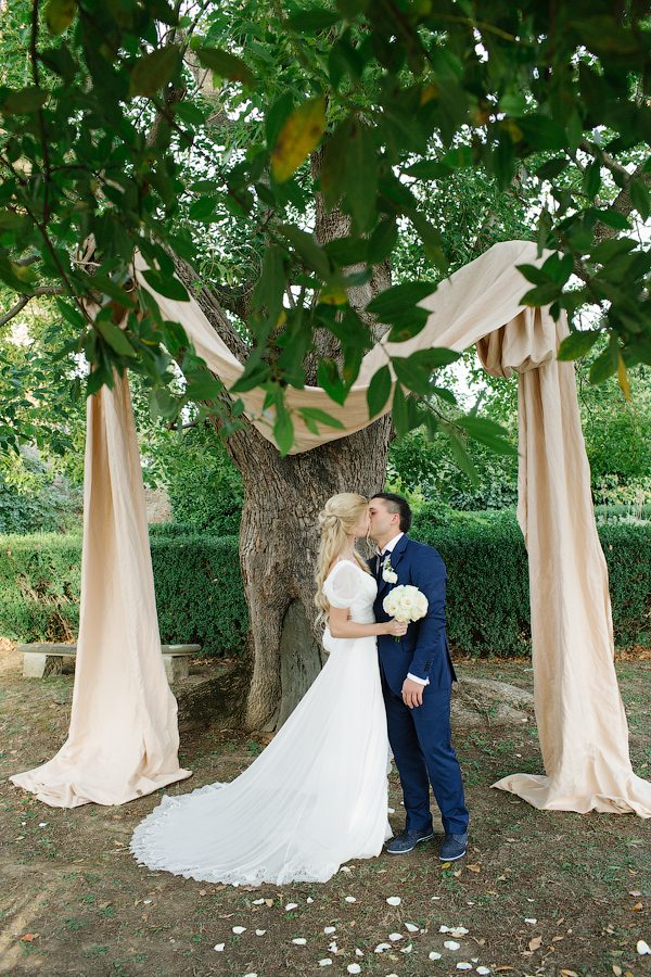 Воплощение мечты: свадьба Леры и Славы в Тоскане