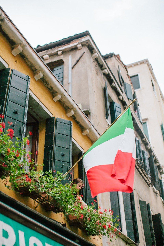Классическая Венеция и яркий Бурано: годовщина Анны и Никиты
