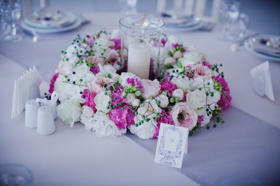 Любовь без границ: свадьба Марины и Жени