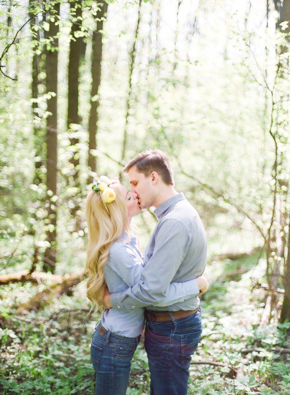 Майское тепло: love-story Елены и Антона