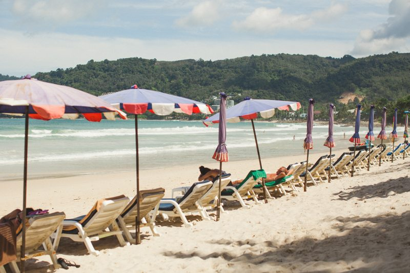 Медовый месяц: тропический Пхукет