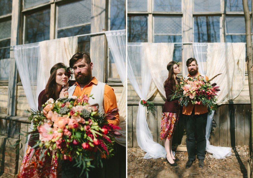 Цветущая весна: love-story Кати и Саши