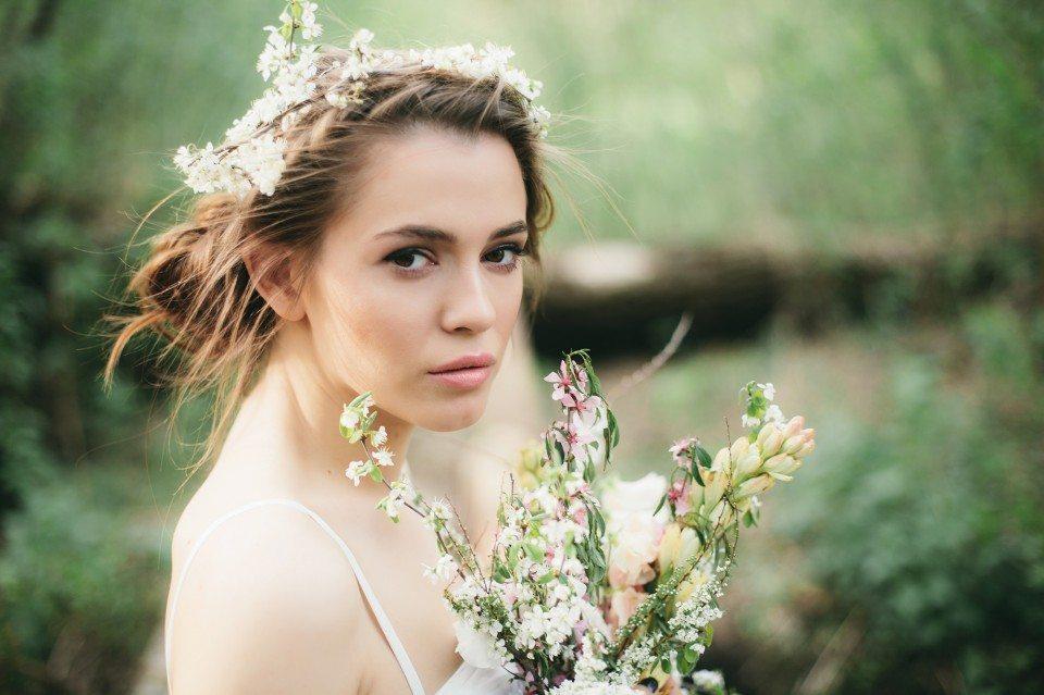Лесная фея: стилизованная съемка от Lace