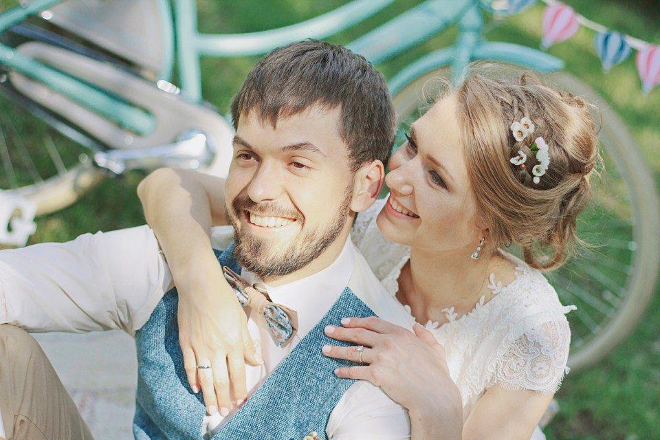 Летняя прогулка: свадьба Данила и Даши