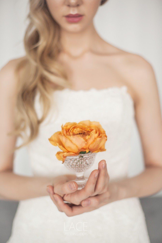 Невесомая красота: стилизованная съемка Lace