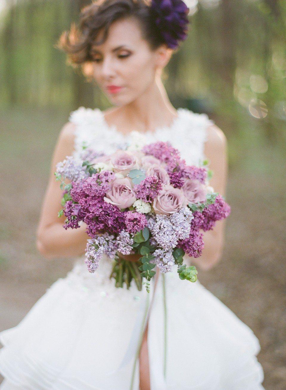 Нежность, витающая в воздухе: свадьба Ольги и Ивана