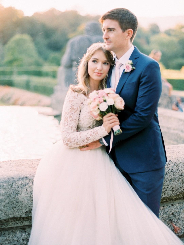 Романтичная стилистика свадьбы в деталях