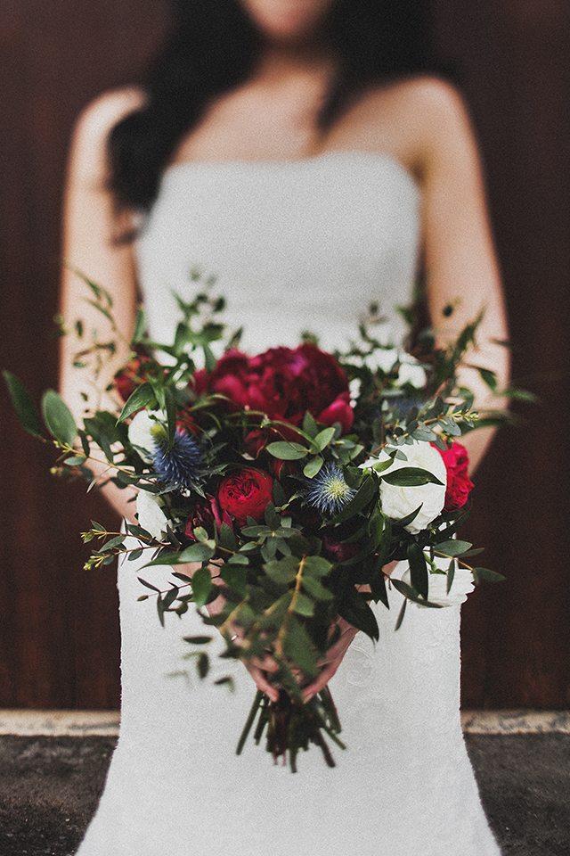 Воздух, горы и любовь: свадьба Ксении и Александра во Франции