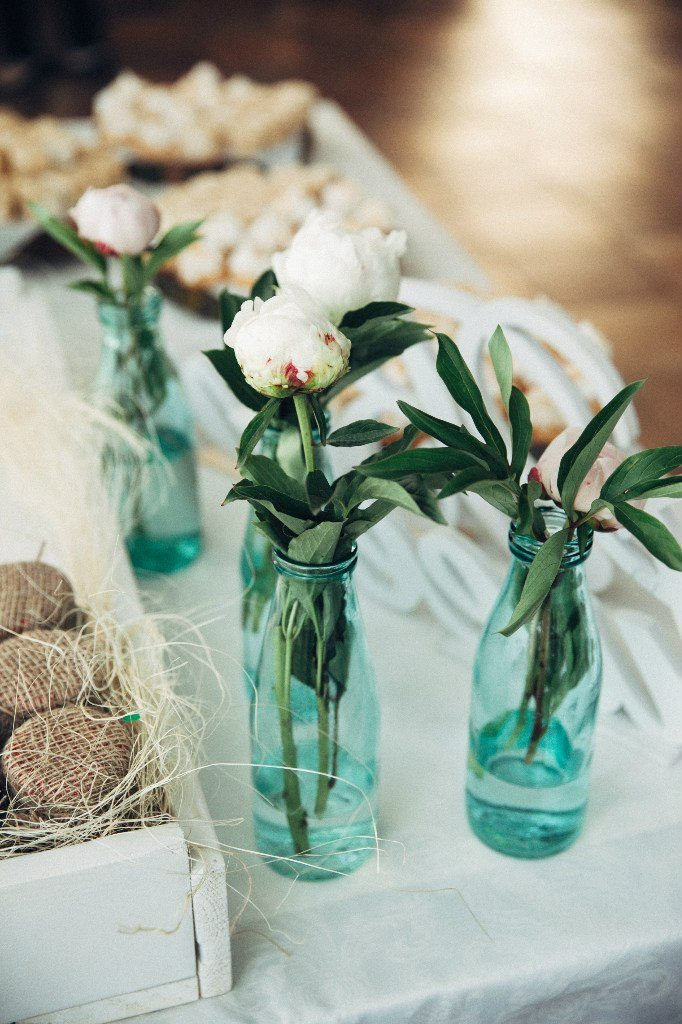 Цвет счастья: свадьба Максима и Натальи