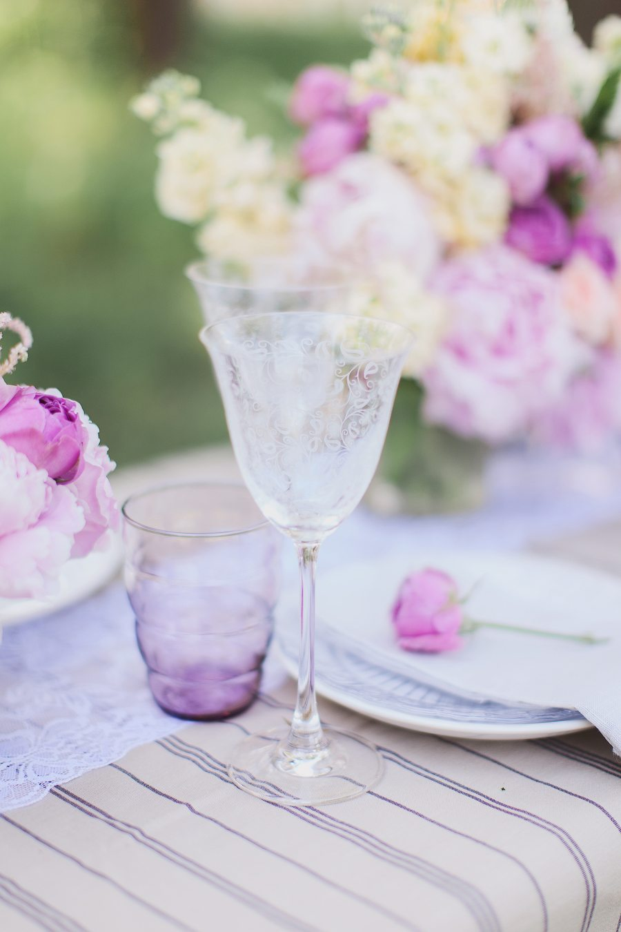 Нежность в классике: свадьба Артура и Александры
