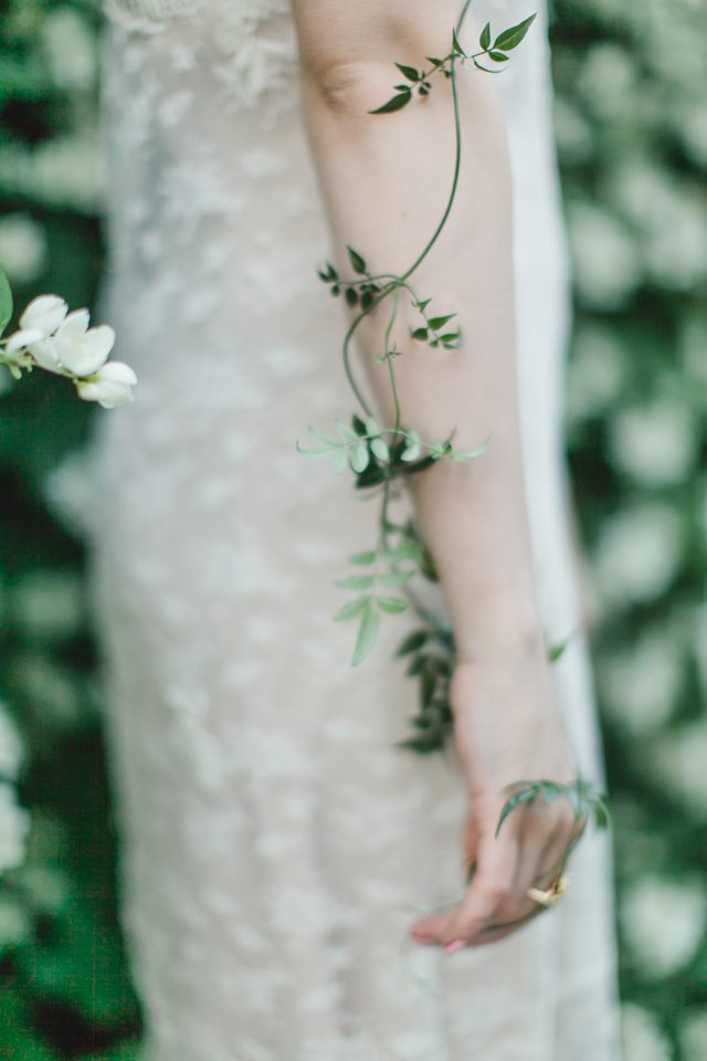 Нежный аромат жасмина: стилизованная съемка