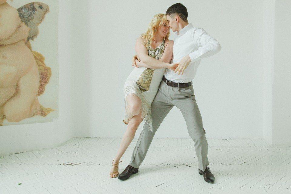 Танец любви: годовщина Оли и Юры