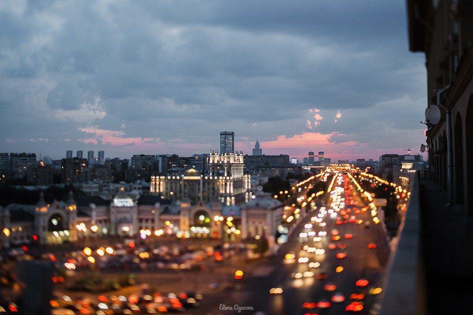 Парить над городом: love-story Андрея и Ксюши
