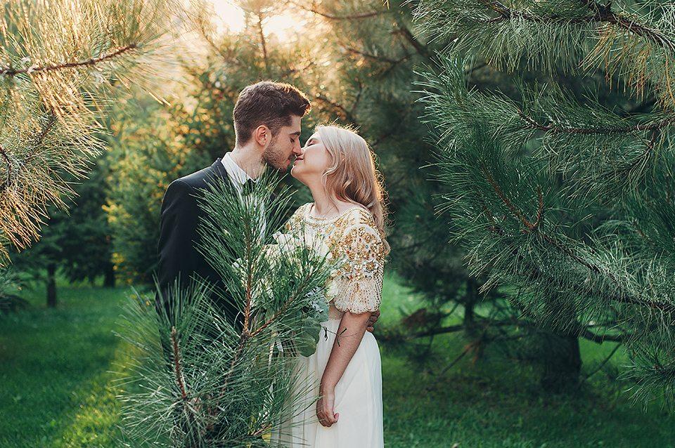 Общий стук сердца: свадьба Карины и Вадима