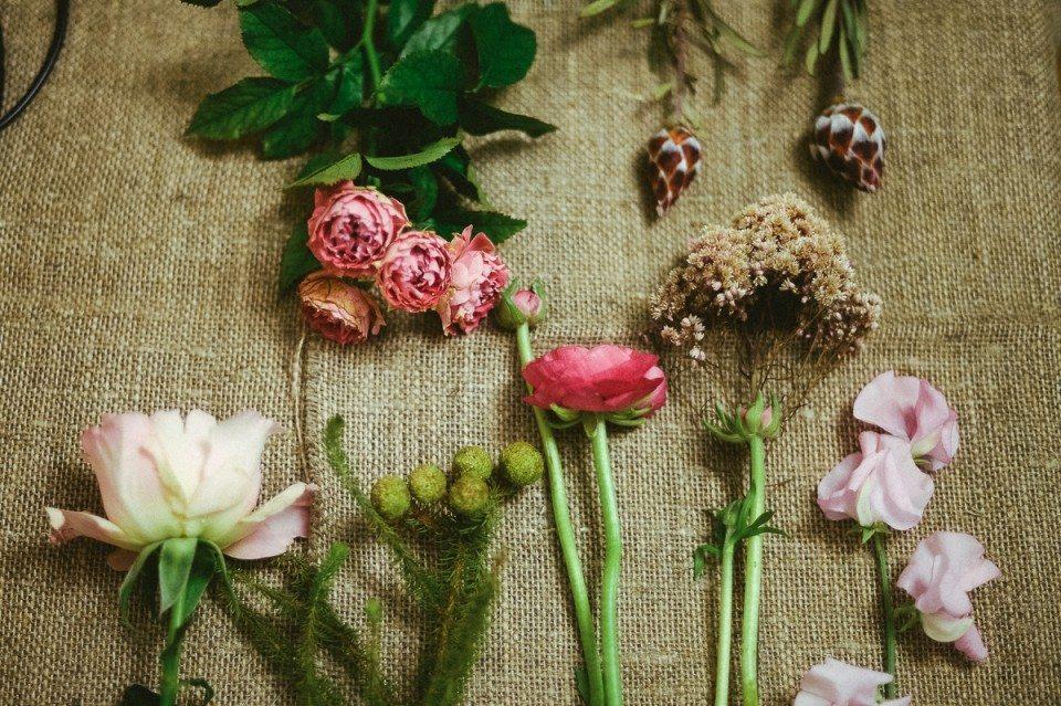 Цветочная кухня: аромат малины