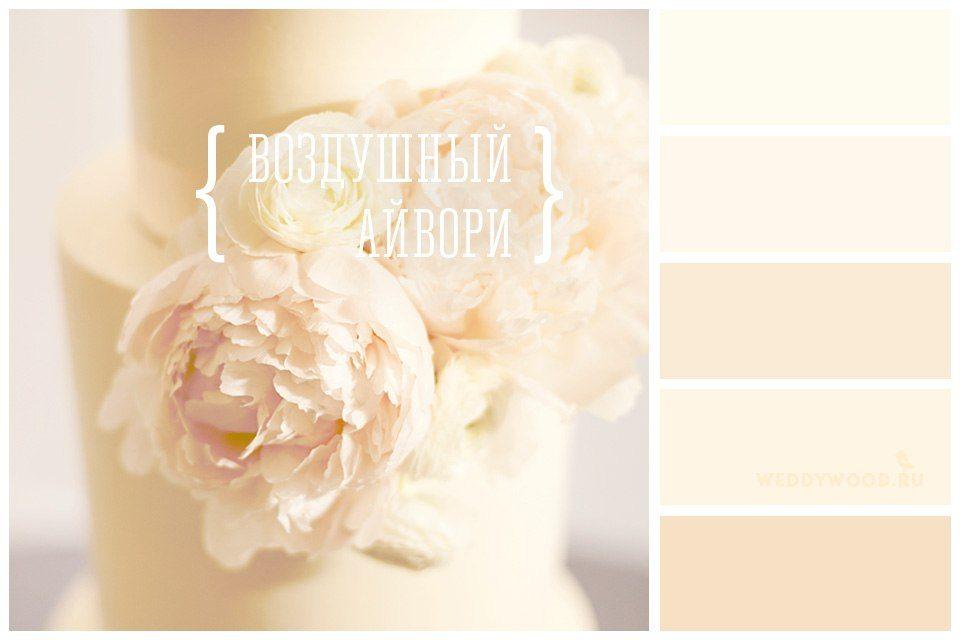 Пудровый цвет в декоре свадьбы