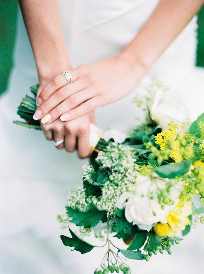 Магия природы: свадьба Антона и Мари