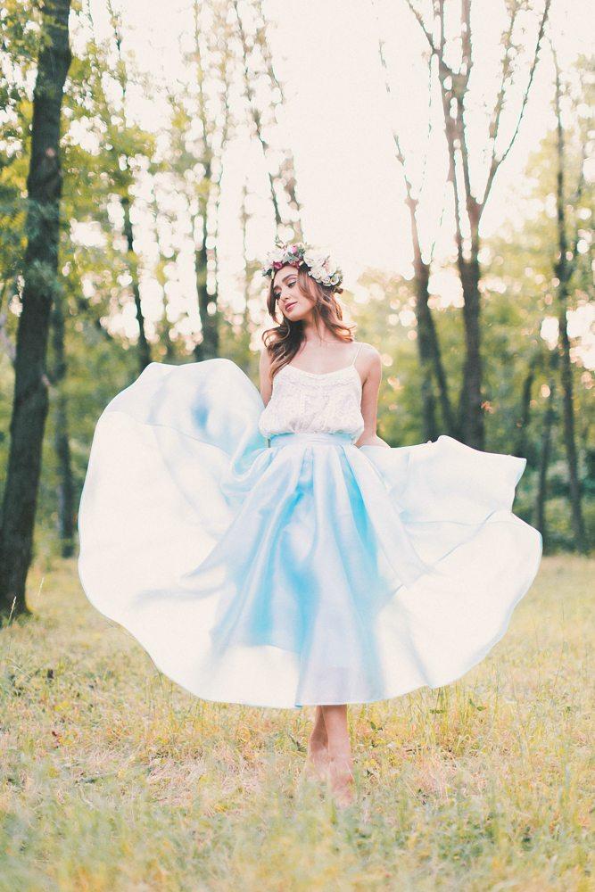 Принцессы на горошине: стилизованная съемка девичника