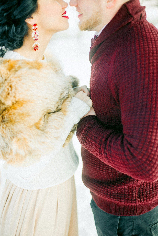 Свадьба зимой: рекомендации   200 примеров для вдохновения