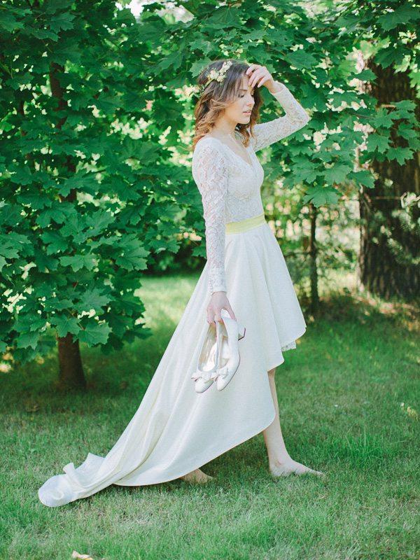 Гармония в нежности: свадьба Данилы и Екатерины