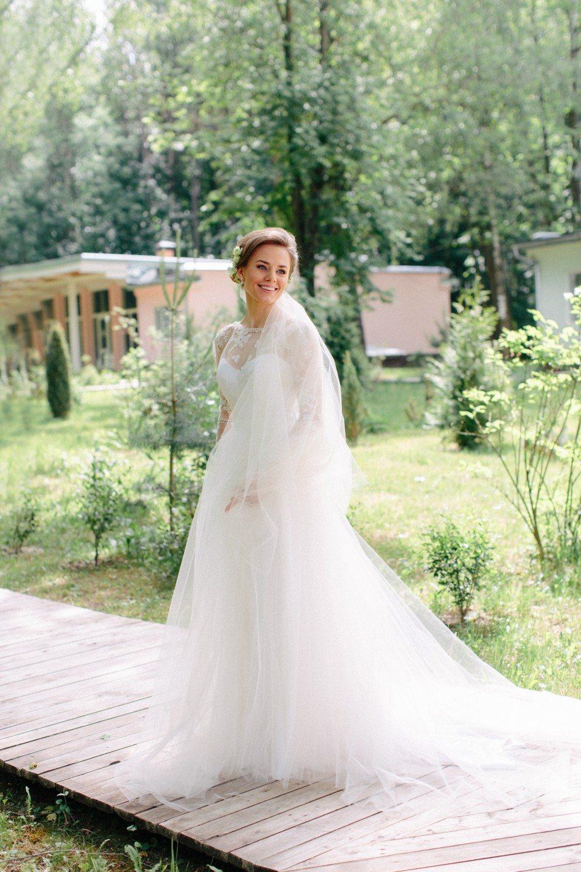 Свежесть весны: свадьба Насти и Димы