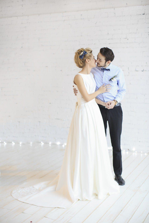 Стиль свадьбы в деталях: Деним