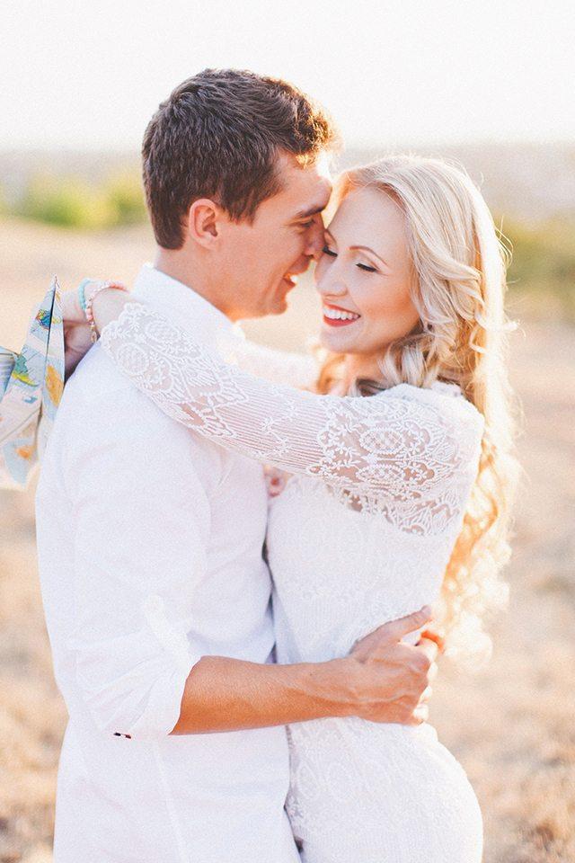 В лучах заката: love-story Андрея и Кати