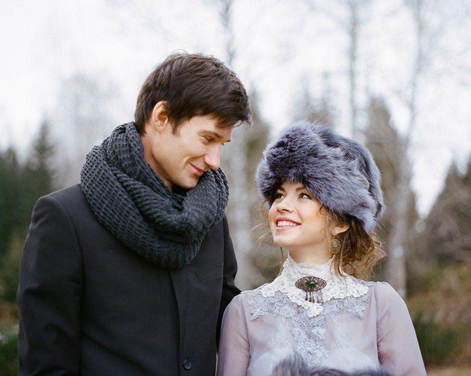 Проект Siberian Wedding. Часть 1