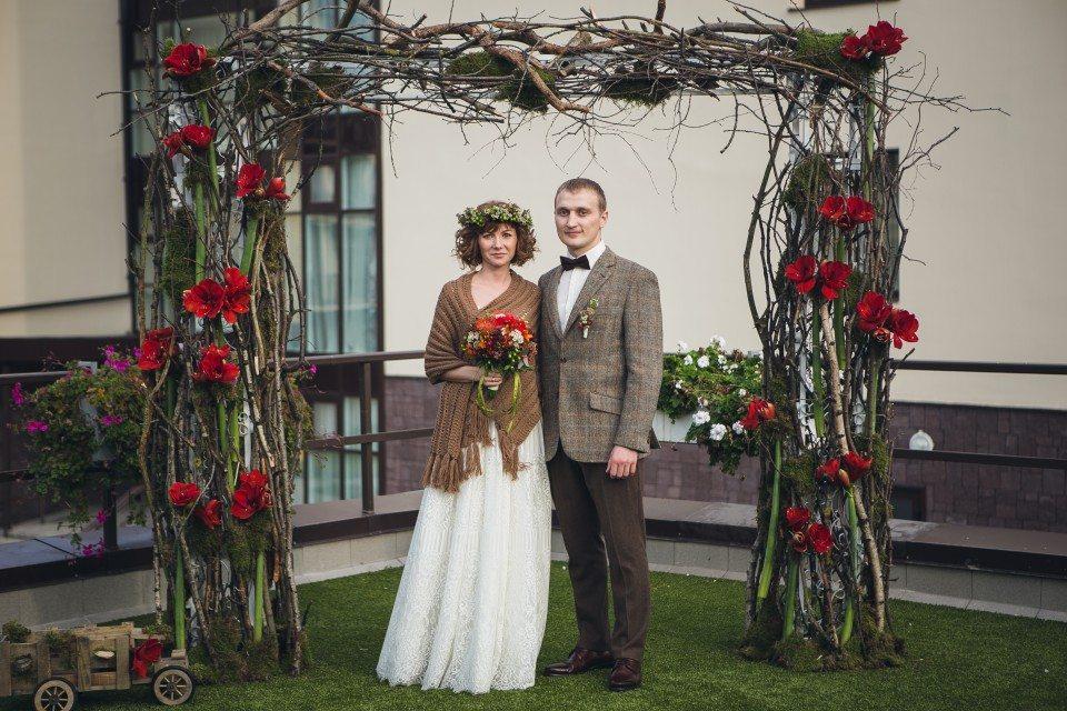 Любовь этой осенью: свадьба Ивана и Александры