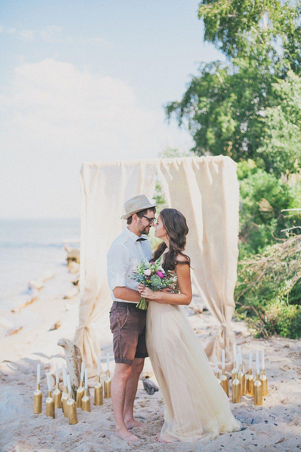 Просто быть вместе: свадьба Александра и Анны