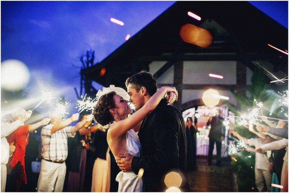 Больше, чем любовь: свадьба Дани и Саши