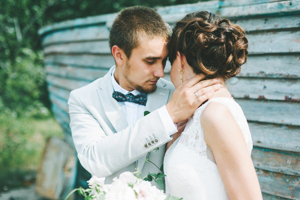 Праздник любви: свадьба Максима и Екатерины