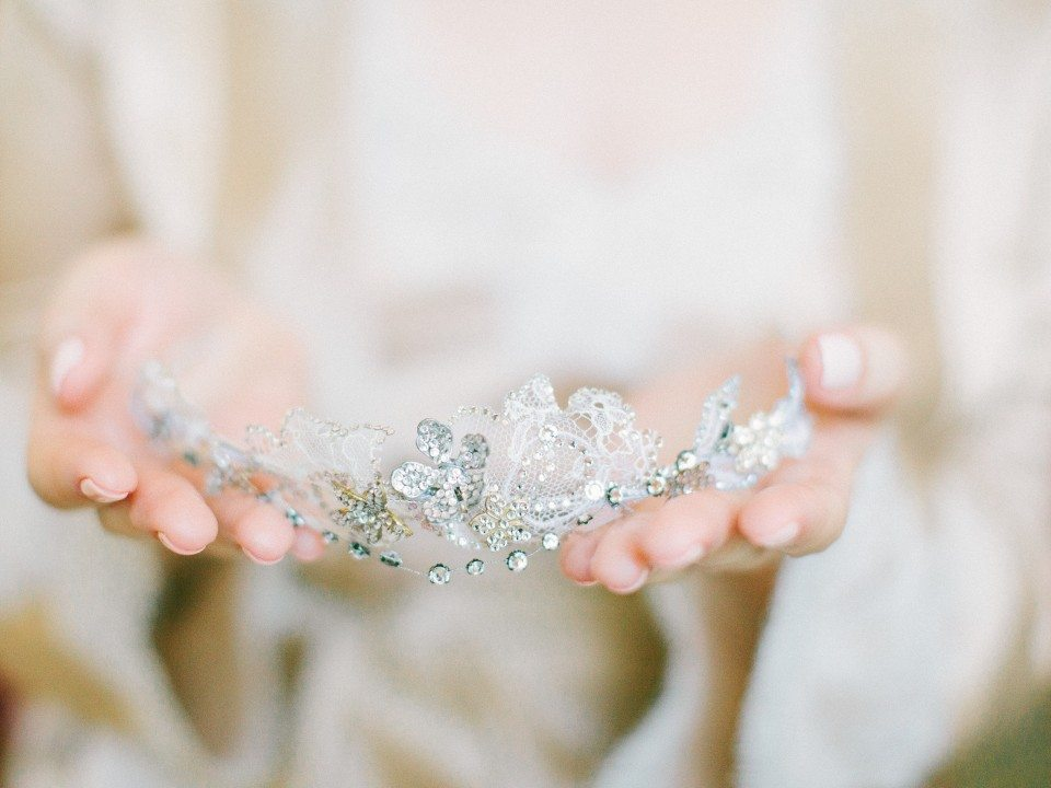 Утонченная элегантность: свадьба Анны и Александра