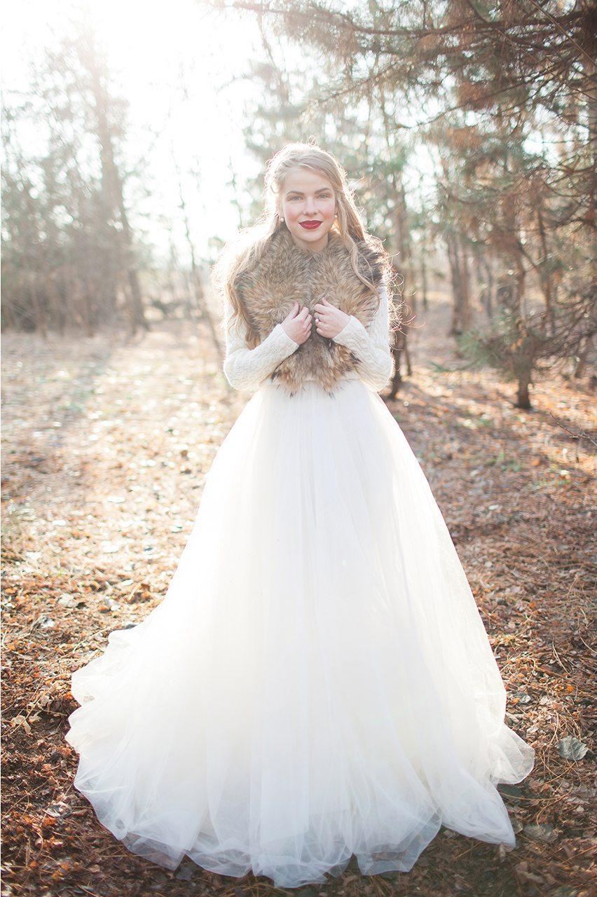 Wedding miracle: стилизованная съемка