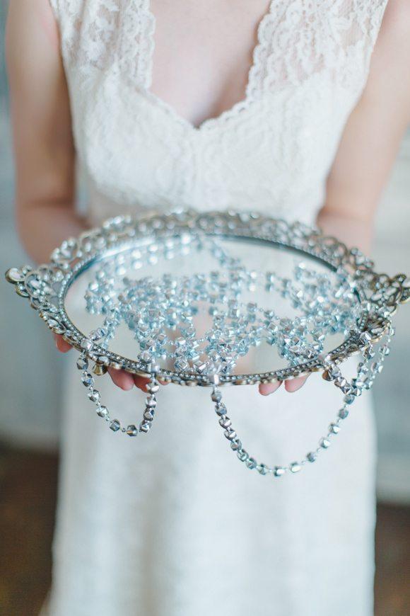 Зимний образ невесты: стилизованная съемка