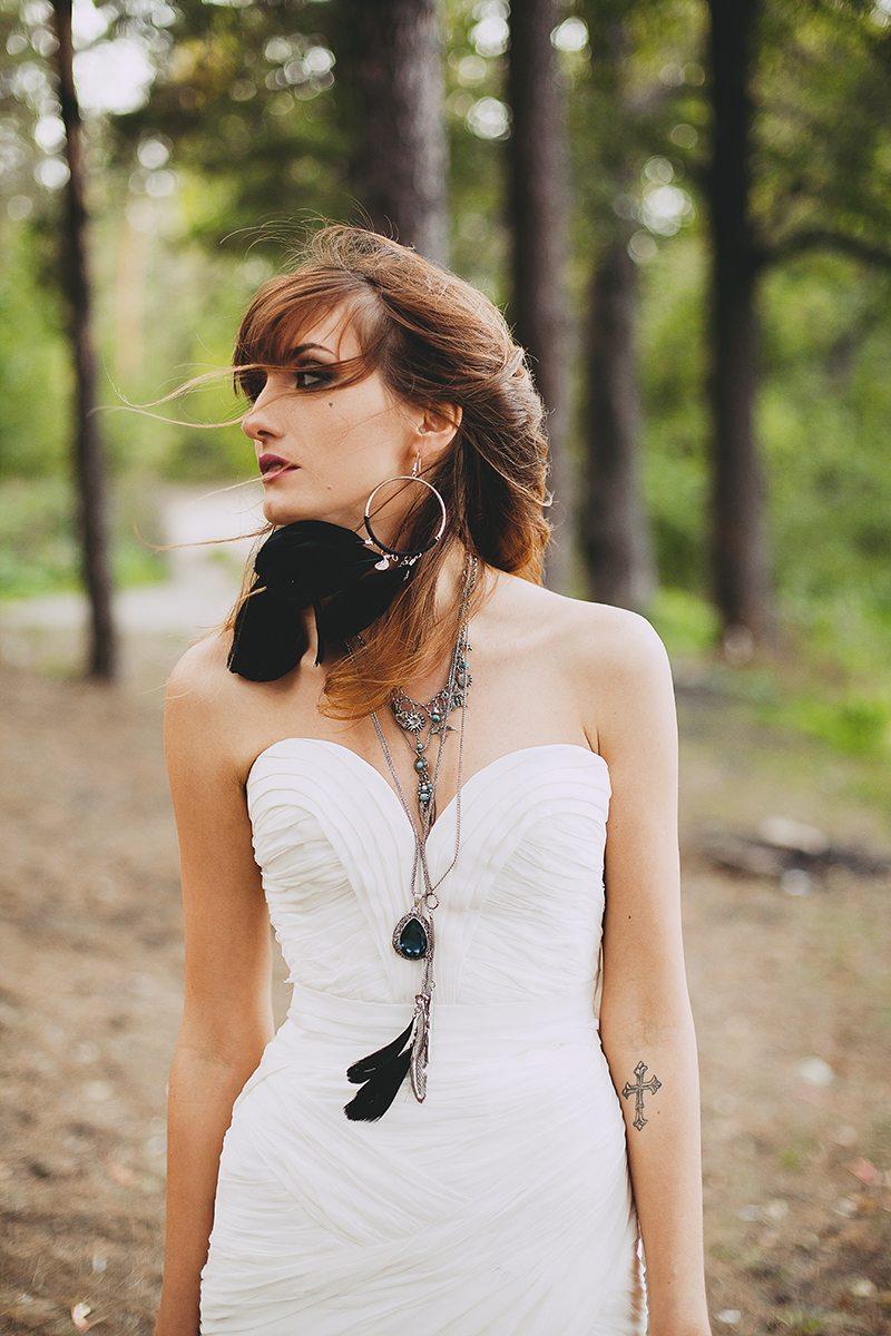 Колорит и харизма: постсвадебная фотосессия Лены и Руслана