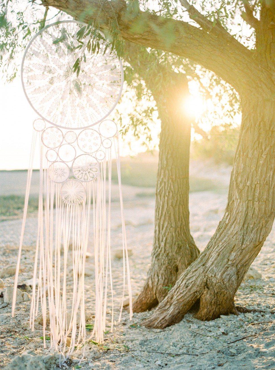 В лучах нежного солнца: стилизованная съемка