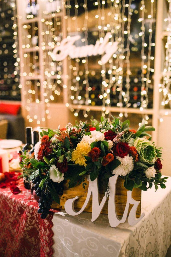 Благородство вина: свадьба Владимира и Марии