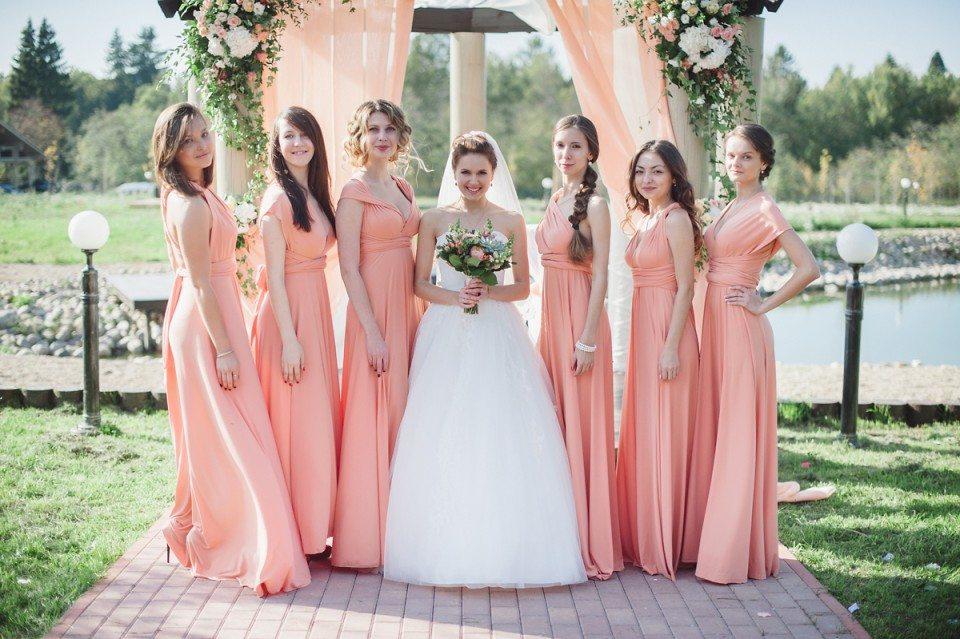 Моменты счастья: свадьба Антона и Даши