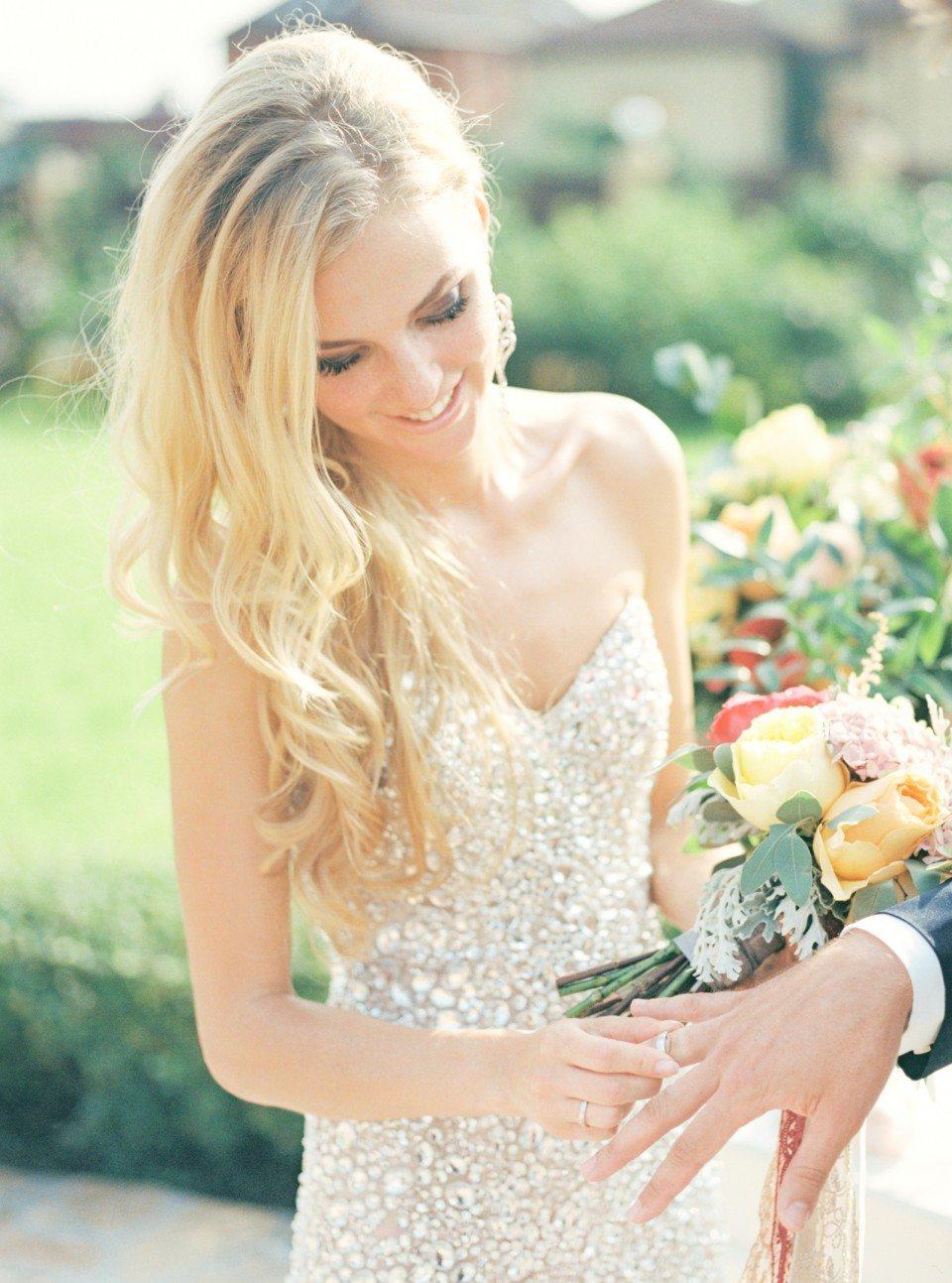 Разноцветная любовь: свадьба Сергея и Карины