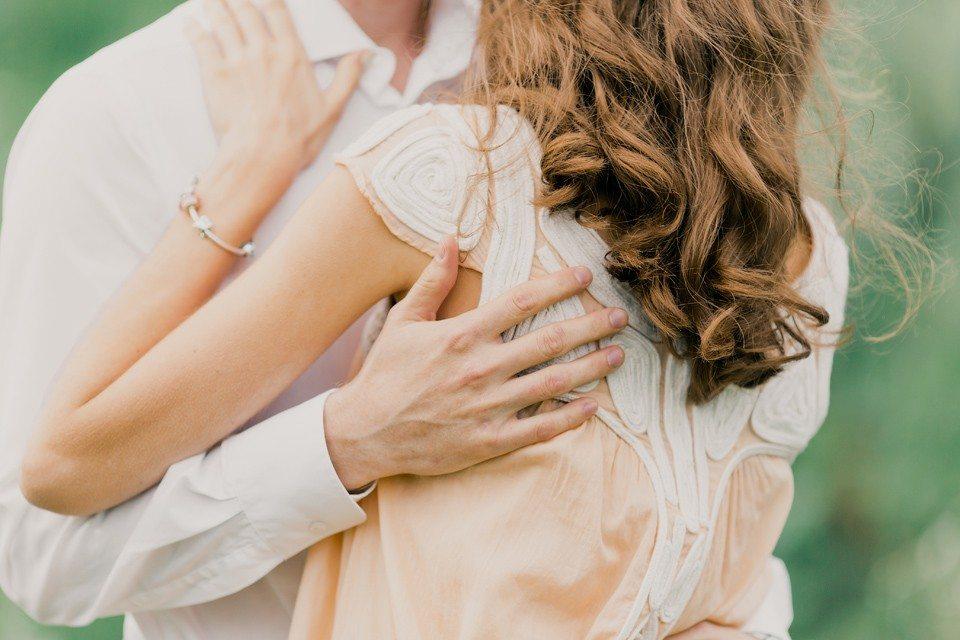 Изящное искусство: love-story Оксаны и Артема