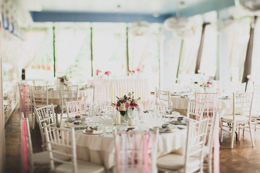 Цветочное лето: свадьба Максима и Анны
