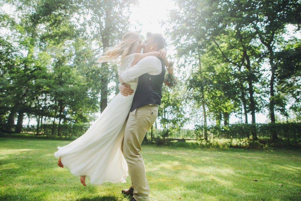 Лето.Счастье.Любовь: свадьба Анны и Евгения